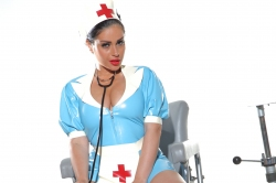Latex Nurse Jasmine