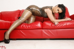 Jasmine jones  latex queen. Your Goddess dressed head to toe in
